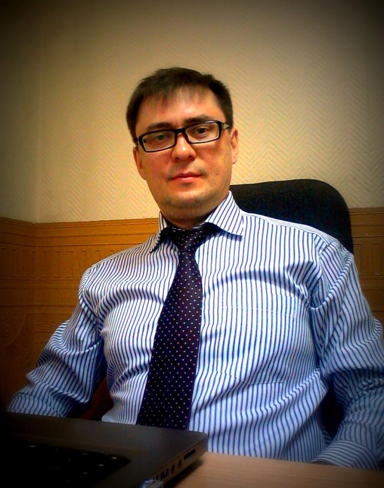 Дмитрий Стихин, юрист